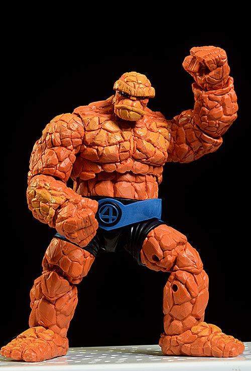 the Thing Marvel Legends figure