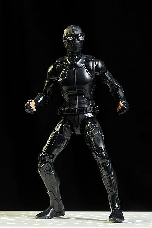 Spider-Man Stealth Suit Marvel Legends action figure by Hasbro
