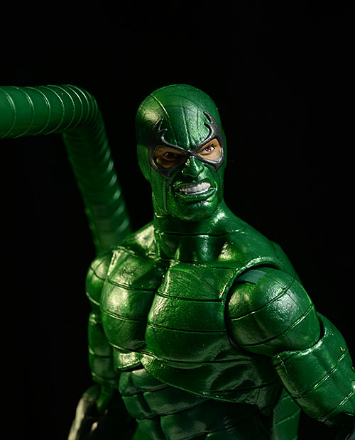 Scorpion Marvel Legends action figure by Hasbro