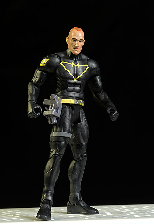 Jim Gordon Batman New 52 Multiverse action figure by Mattel