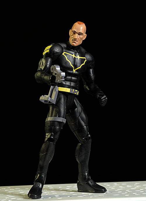 Jim Gordon Batman New 52 Multiverse action figures by Mattel