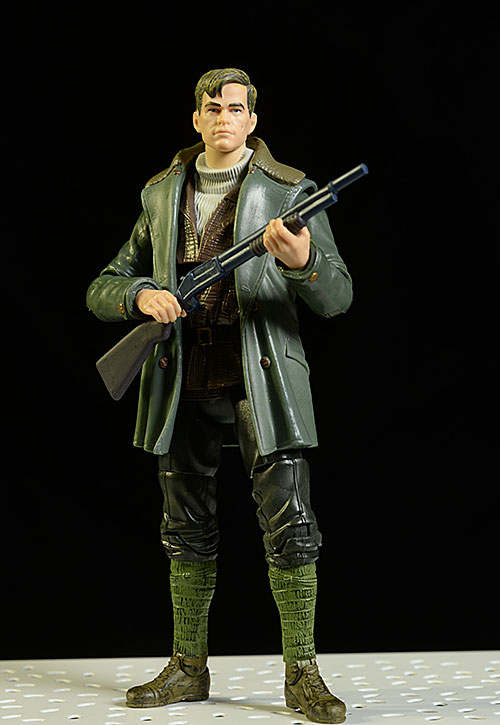 Multiverse Steve Trevor action figure by Mattel