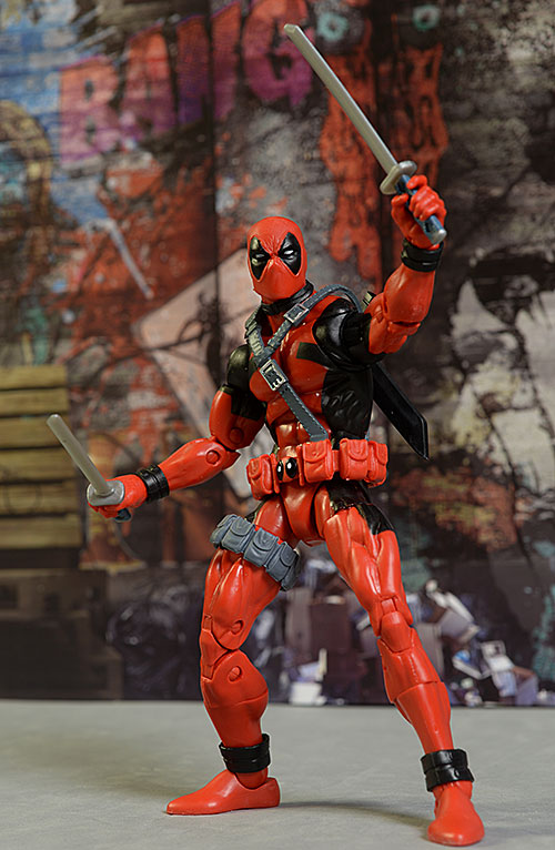 Deadpool Marvel Legends movie action figure by Hasbro