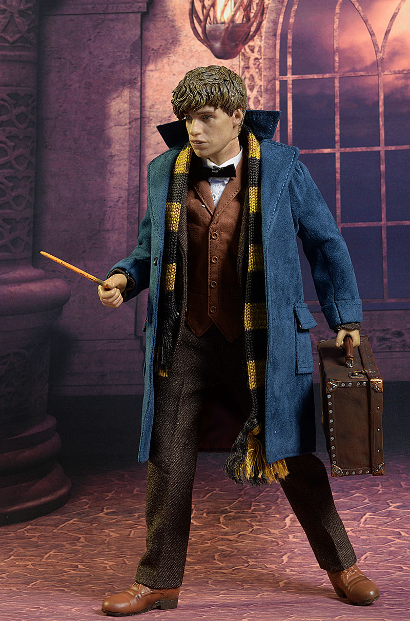 Newt Scamander Fantastic Beasts 1/6th action figure by STar Ace