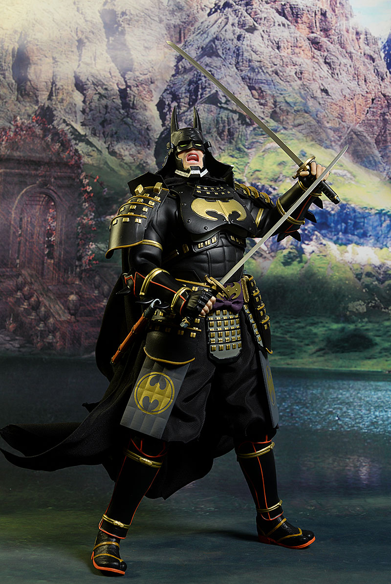 Batman Ninja War Version sixth scale action figure by Star Ace