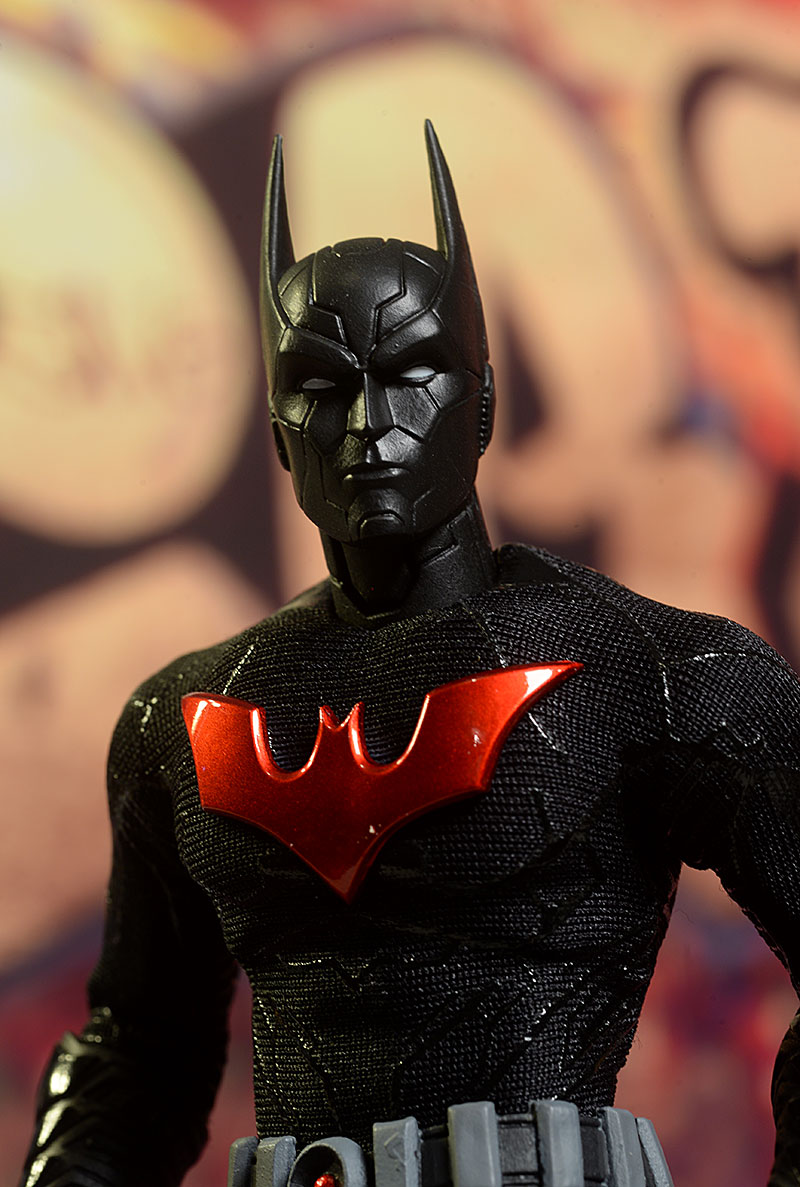 Batman beyond one12 collective action figure by mezco toyz