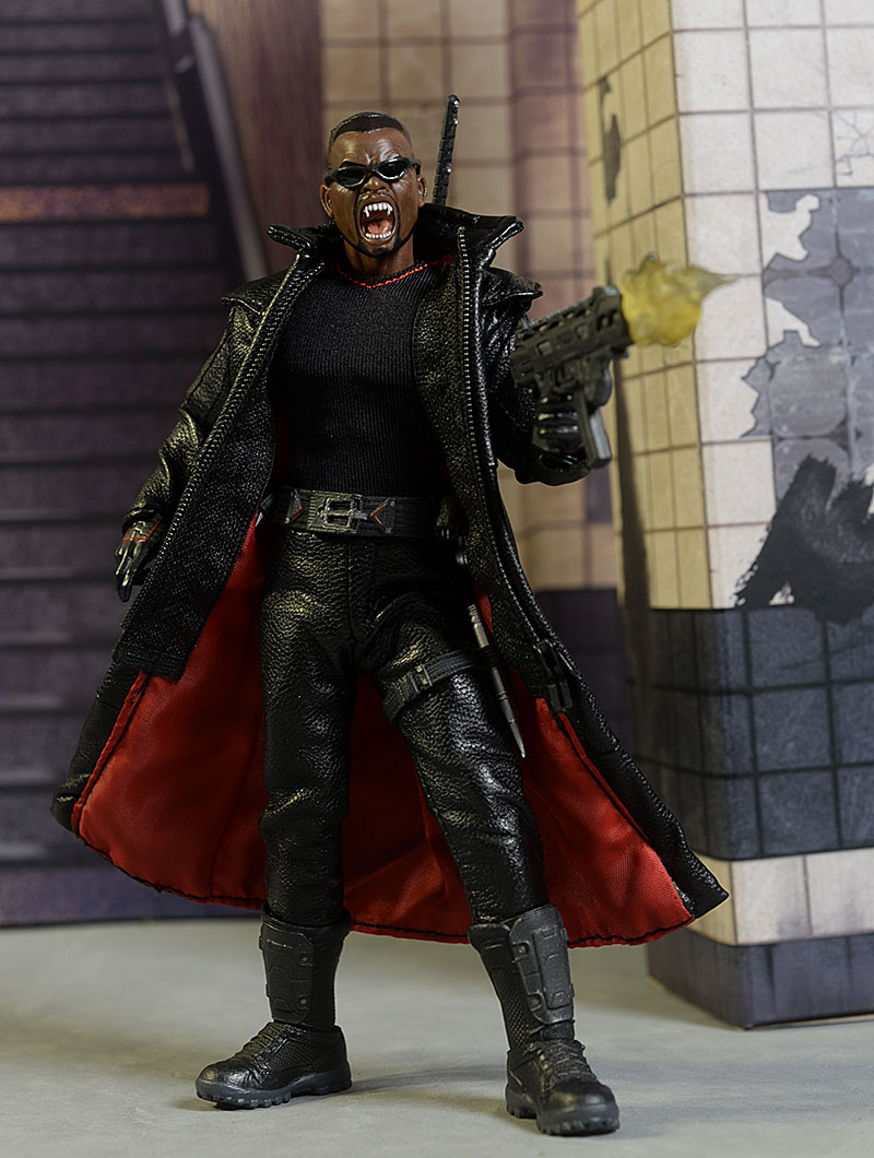 Blade One:12 Collective action figure by Mezco