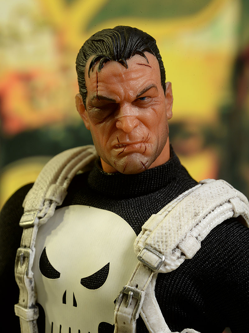 One:12 Collective Punisher action figure