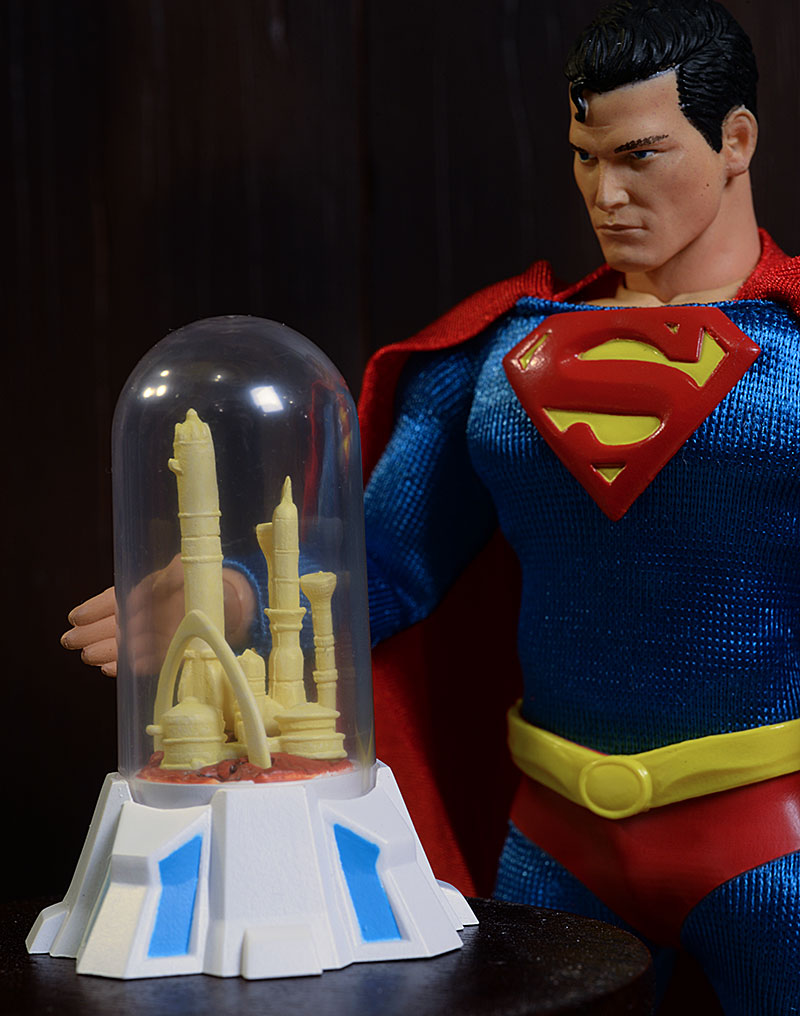 Superman Classic One:12 Collection action figure by Mezco