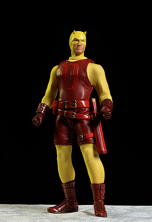 Daredevil Classic One:12 Collective Action Figure  by Mezco