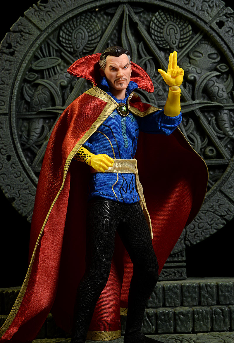 Doctor Strange One:12 Collective action figure by Mezco