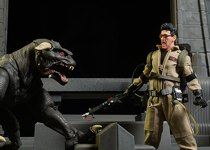 Egon Spengler Ghostbusters One:12 Collective action figure by Mezco