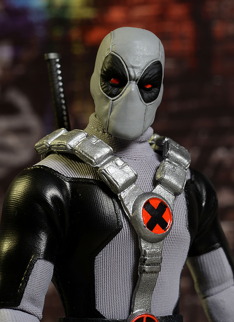 Deadpool PX Exclusive One:12 Collective action figure by Mezco