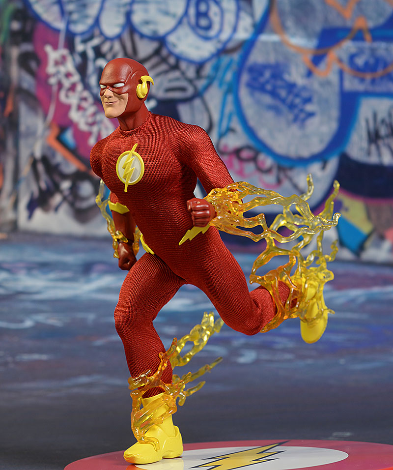 Flash One:12 Collective action figure by Mezco
