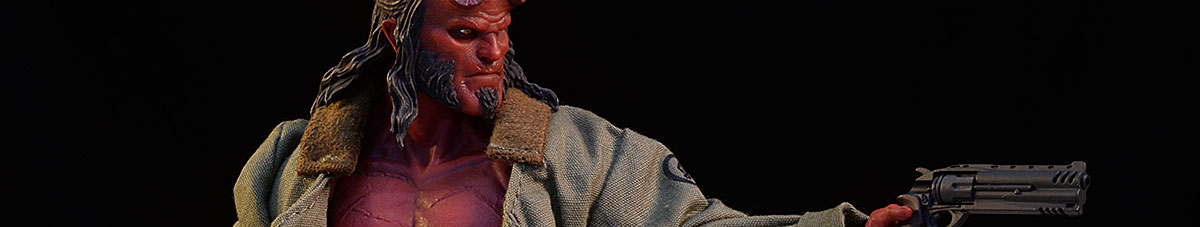 Hellboy Anung un Rama One:12 Collection action figure