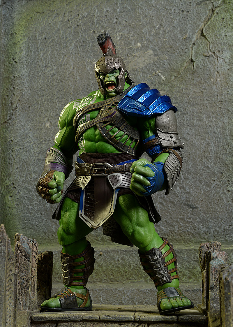 Review And Photos Of The Hulk Thor Ragnarok One 12 Collective Action Figure