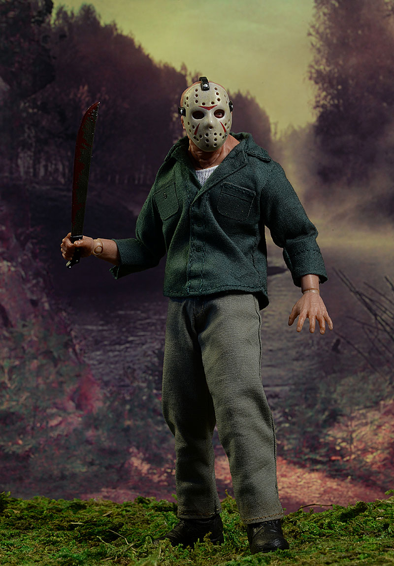 Jason Friday the 13th One:12 Collective action figure by Mezco