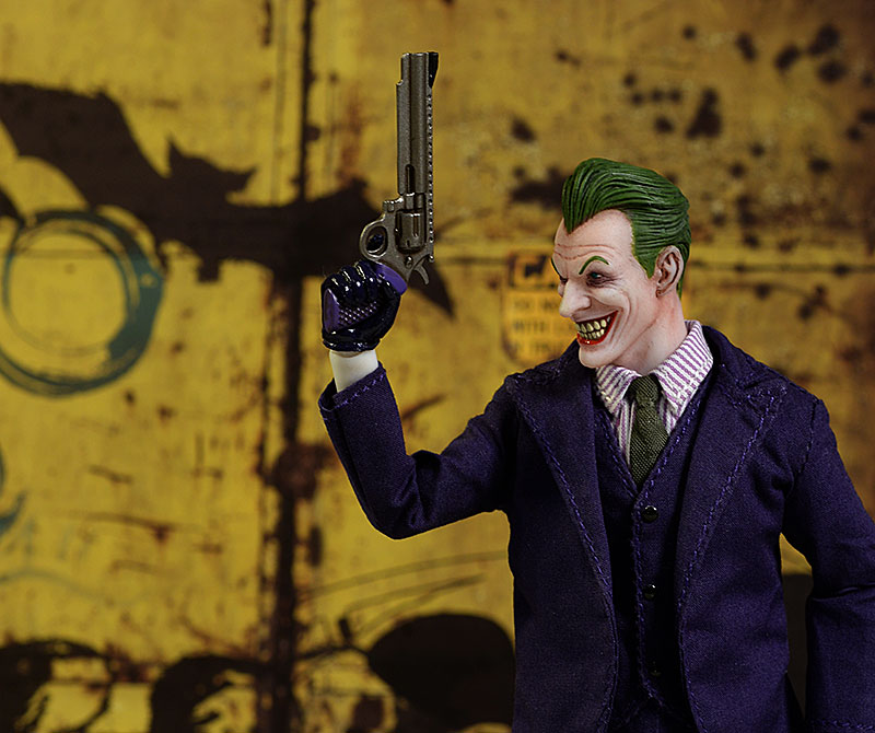 One:12 Collective Joker action figure by Mezco