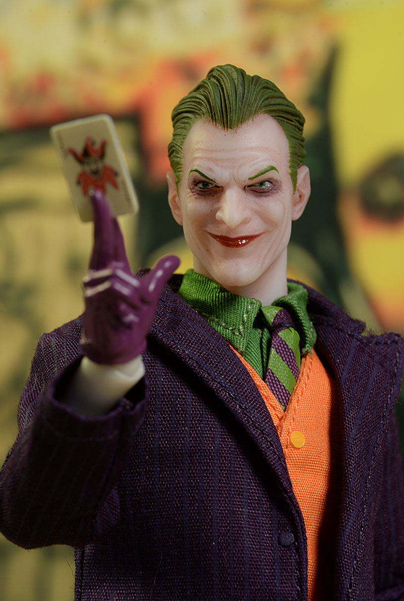 Joker Deluxe One:12 Collective action figure by Mezco