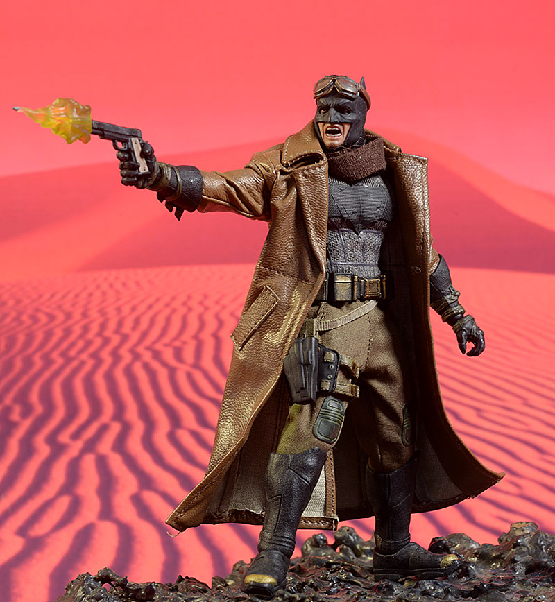 Knightmare Batman One:12 Collective action figure by Mezco