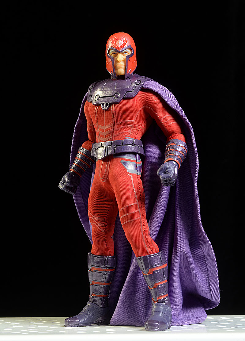 Magneto X-Men One:12 Collective action figure by Mezco