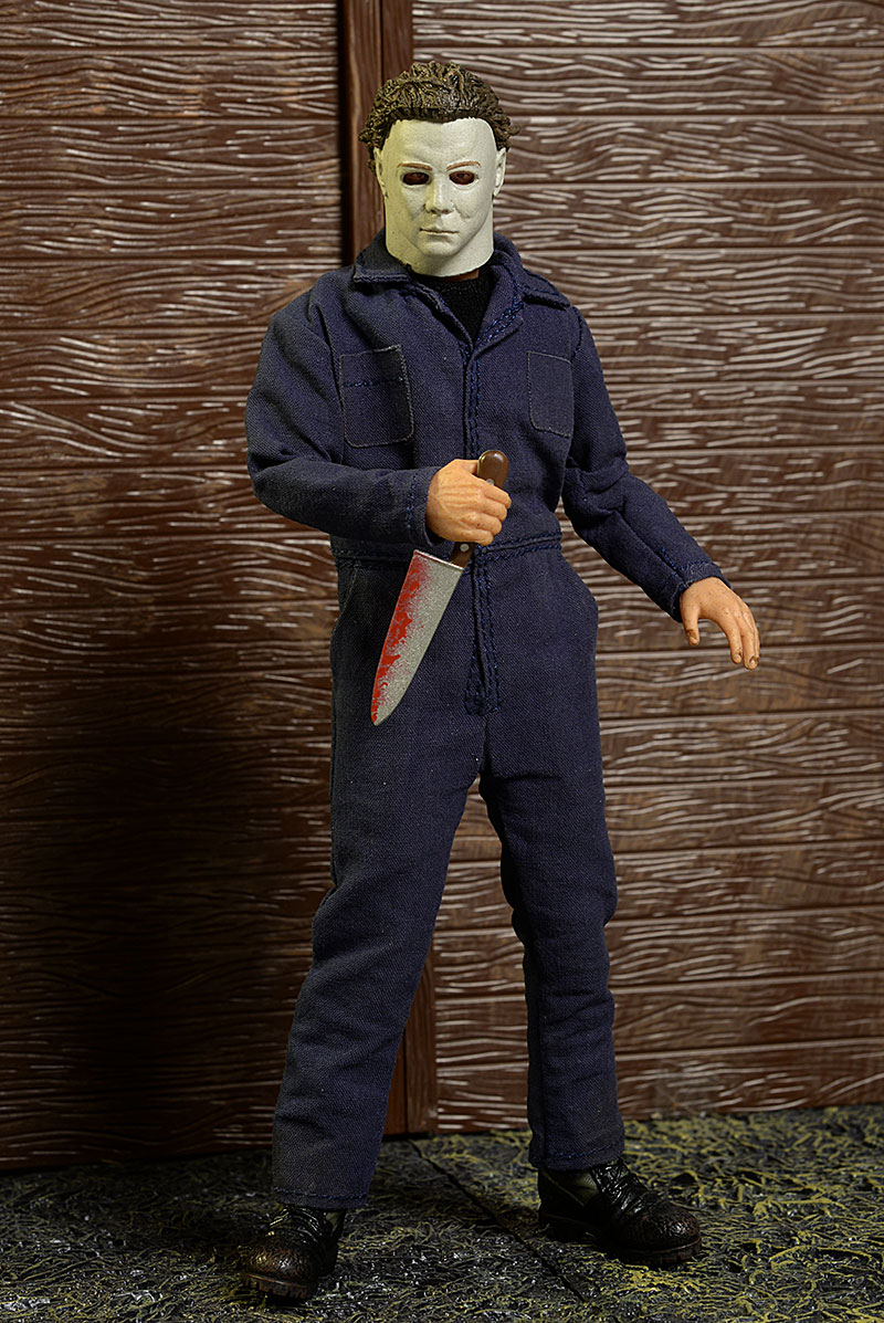 Michael Myers Halloween One:12 Collective action figure by Mezco