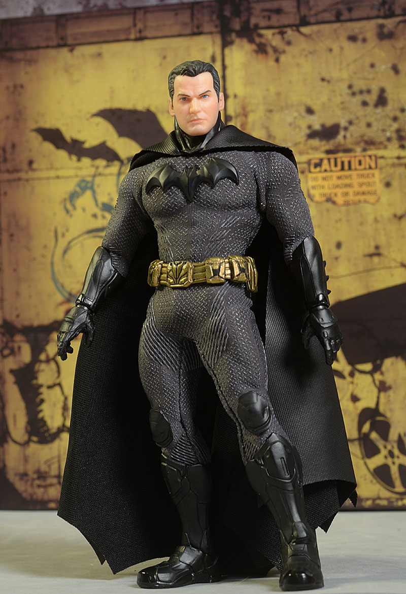 Batman Sovereign Knight One:12 Collective action figure by Mezco