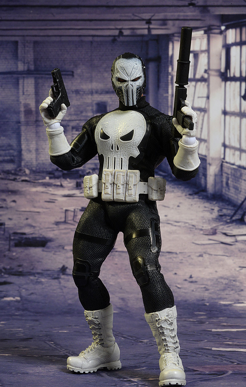 Punisher Special Ops exclusive One:12 Collective action figure by Mezco
