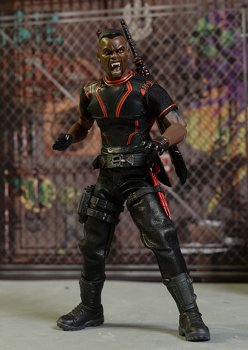 Blade One:12 Collective Toy Fair Exclusive action figure by Mezco