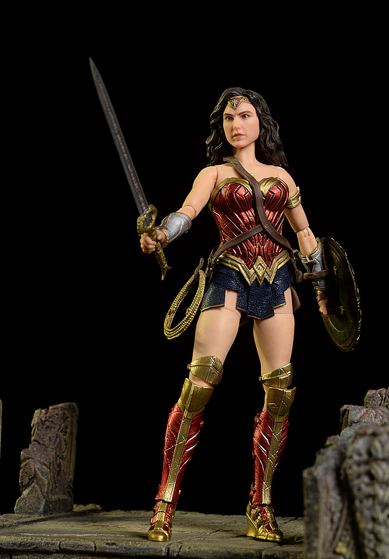 One:12 Wonder Woman action figure
