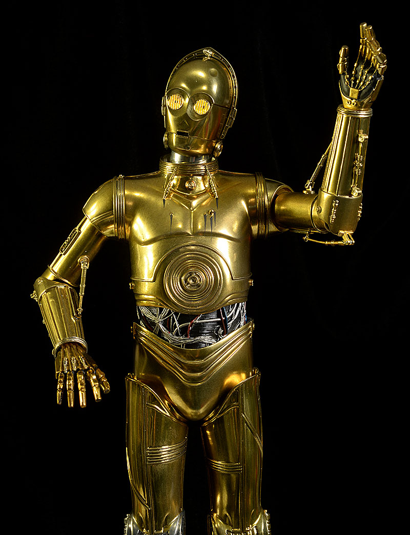 Star Wars C-3PO Premium Format Statue by Sideshow Collectibles