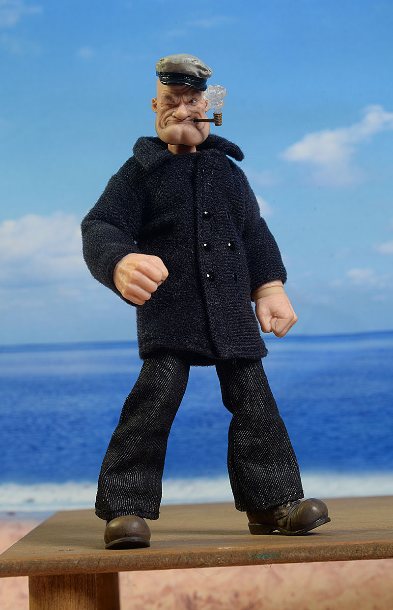 Popeye One:12 action figure