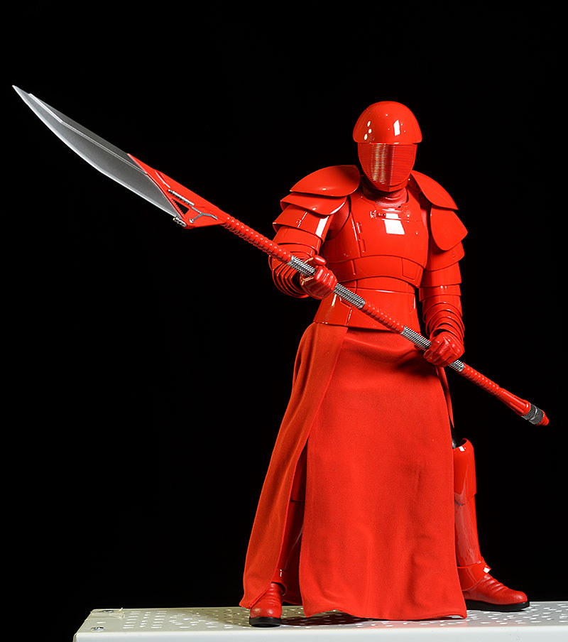 Praetorian Guard Heavy Blade Star Wars action figure by Hot Toys