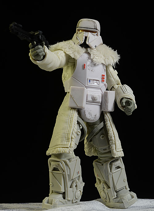 Range Trooper Solo A Star Wars Story Black action figure by Hasbro