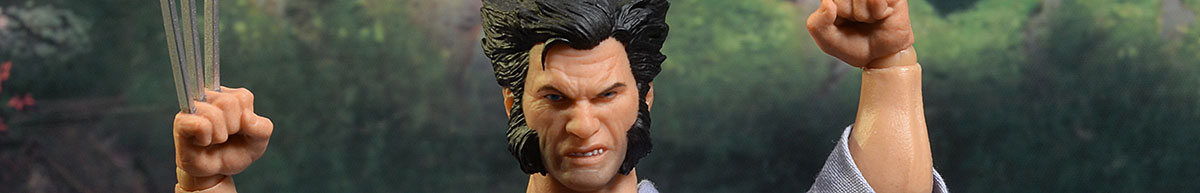 5 Ronin Wolverine One:12 action figure