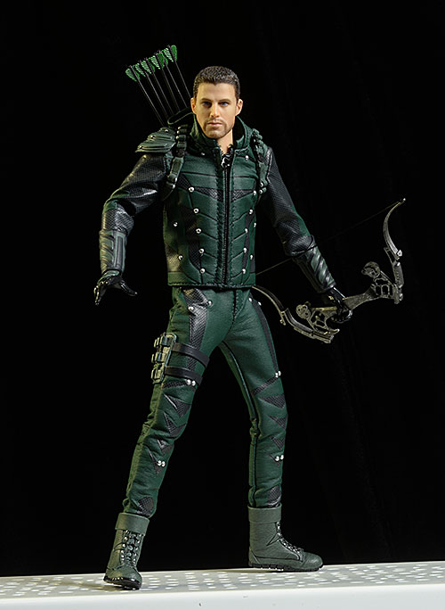 Green Arrow DC TV action figure by Star Ace
