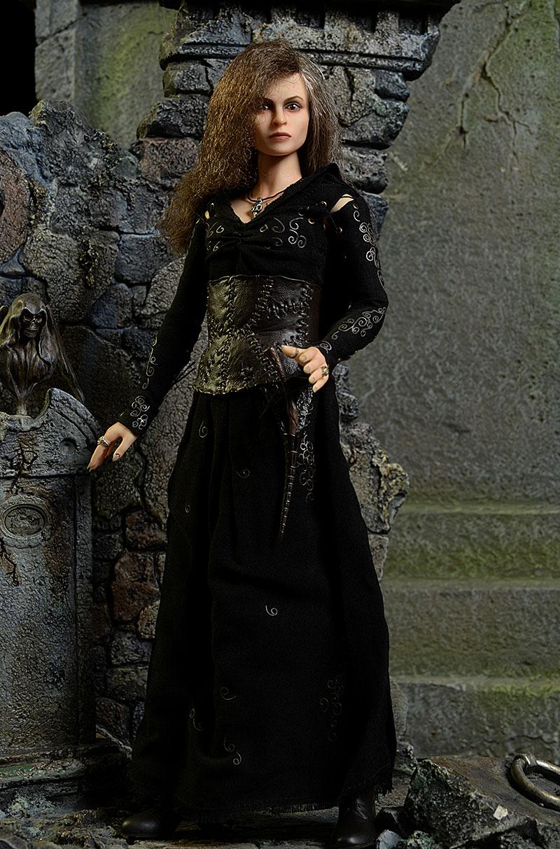 Review and photos of Bellatrix LeStrange Harry Potter sixth