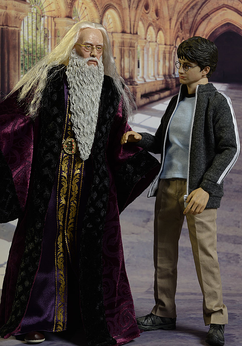 Harry Potter Teenage 1/6th scale action figure by Star Ace