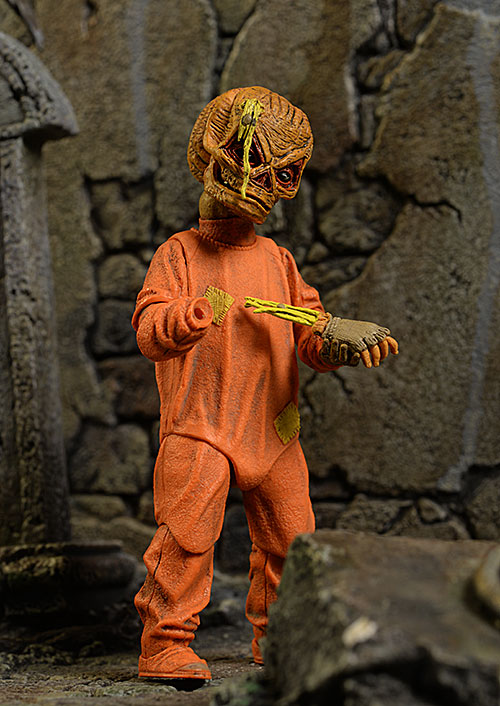 Trick 'r Treat Sam Ultimate action figure by NECA
