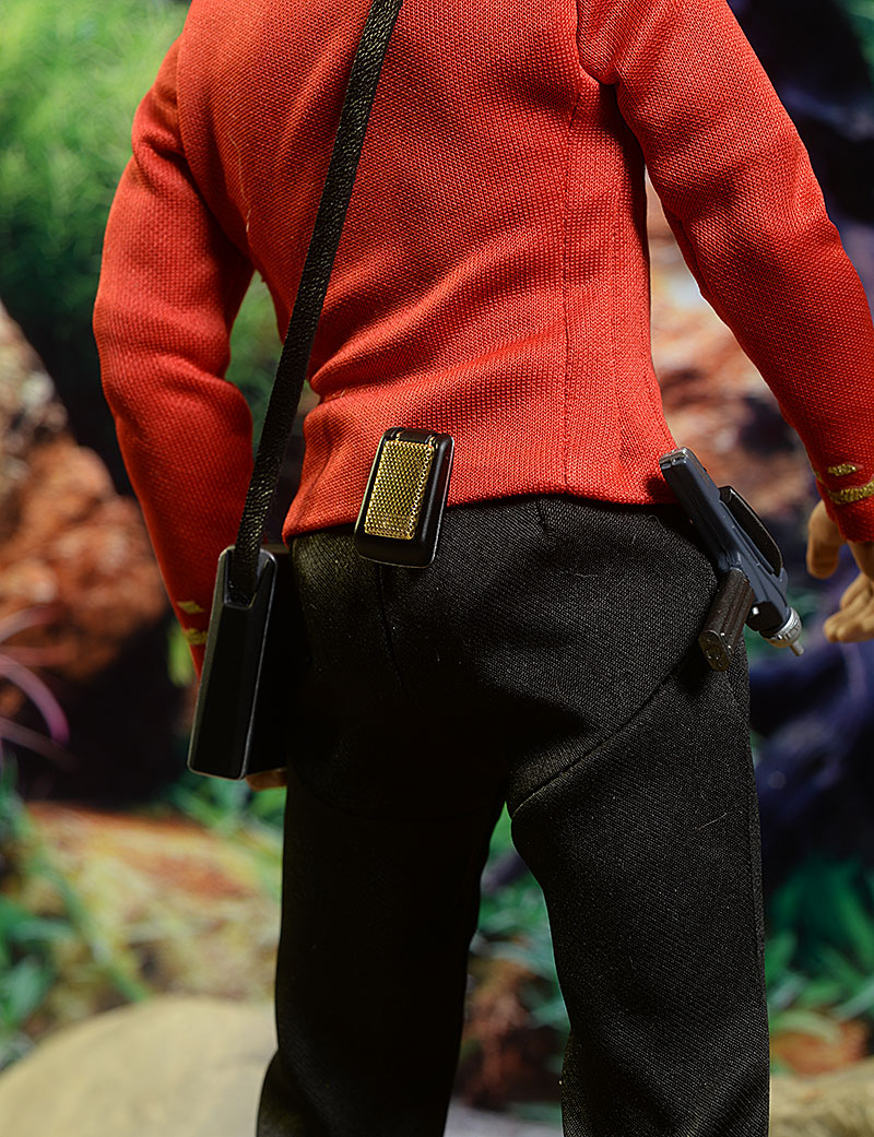 Scotty Star Trek Original Series sixth scale action figure by Quantum Mechanix