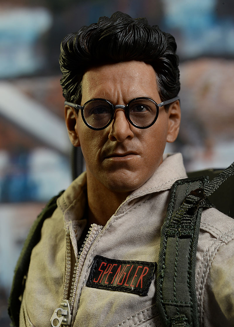 Egon Spengler Ghostbusters sixth scale action figure by Blitzway