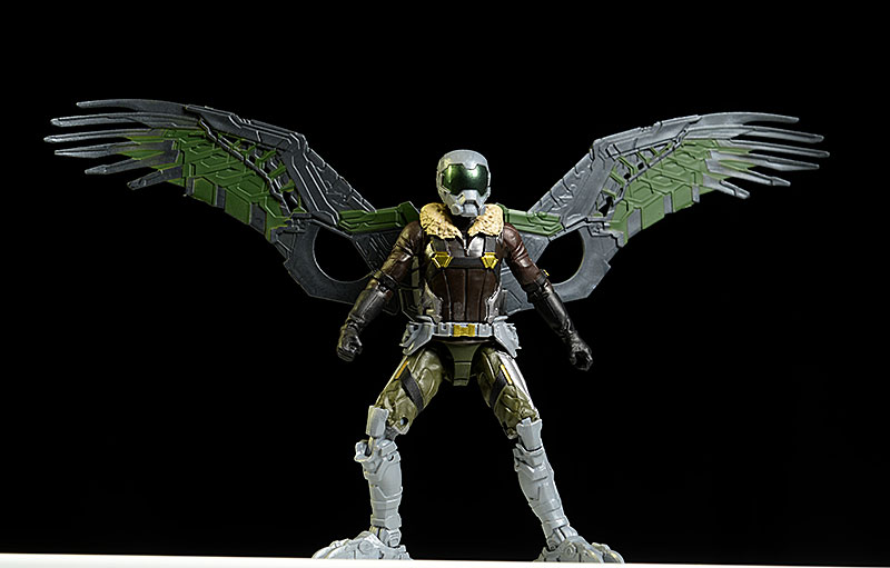 Spider-Man Homecoming Vulture Marvel Legends action figure by Hasbro
