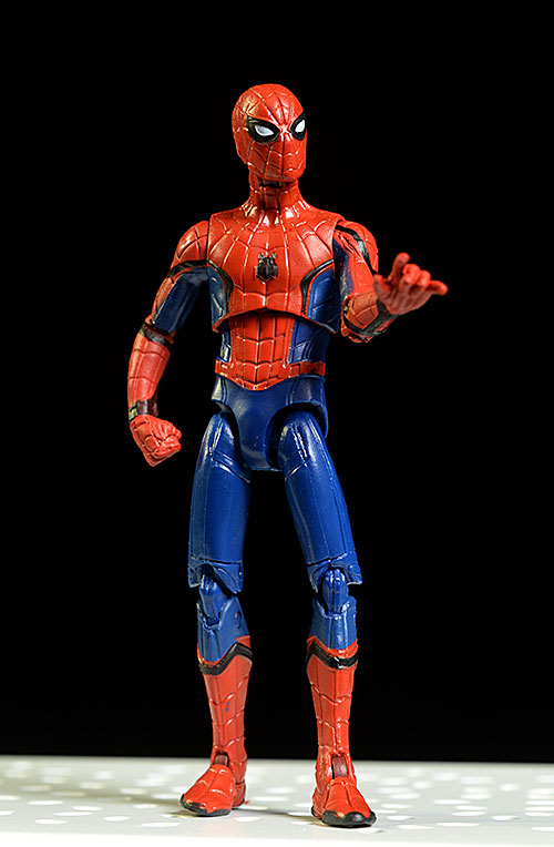 Spider-Man Homecoming Spider-Man Marvel Legends action figure by Hasbro