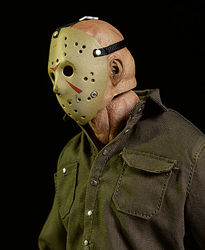 Jason Friday the 13th sixth scale action figure by Sideshow Collectibles