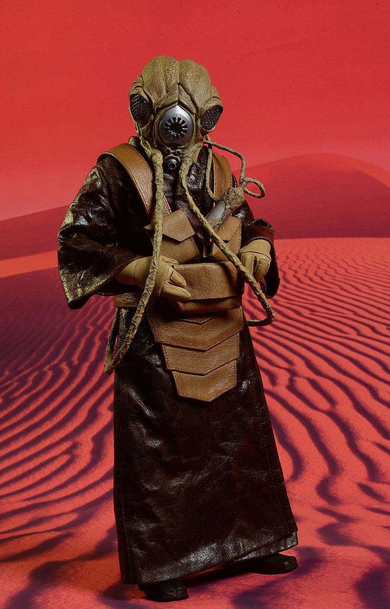 Zuckuss Star Wars sixth scale action figure by Sideshow