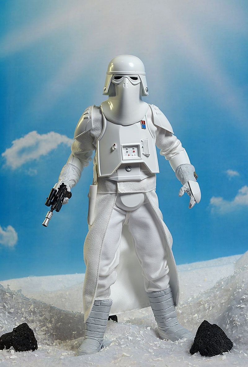 Star Wars Snowtrooper Commander sixth scale action figure by Sideshow