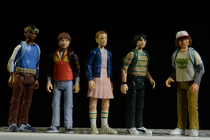 Stranger Things action figures from Funko