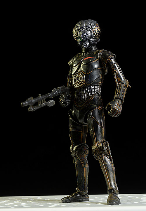 4-LOM Star Wars 6 inch action figure by Hasbro