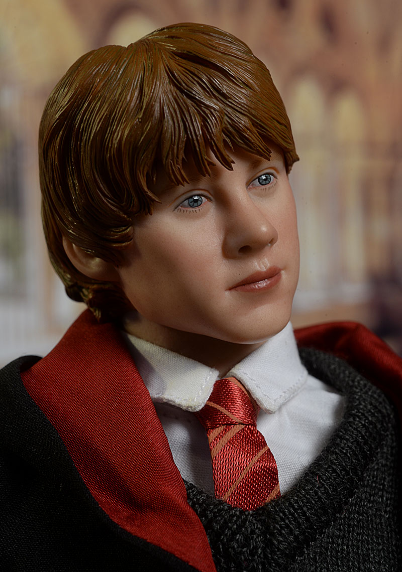 Star Ace Harry Potter Ron Weasley Teenage Ver Head Sculpt loose 1//6th scale