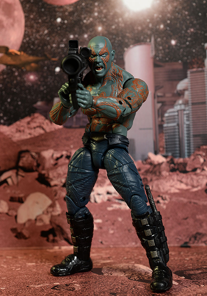 Marvel Legends Drax action figure by Hasbro